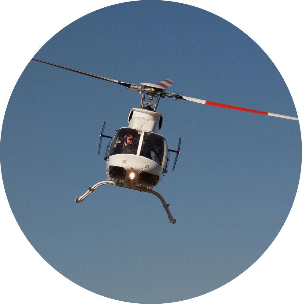 hélicoptère toussus