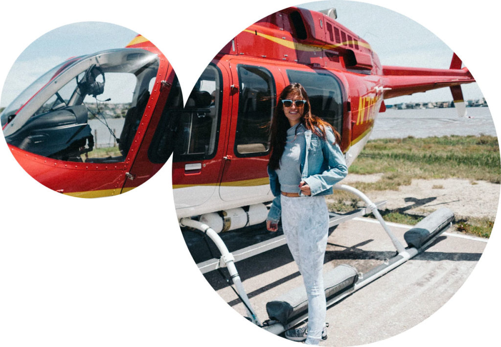 piloter helicoptere