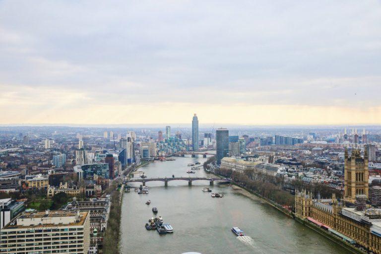 Vol privatif en hélicoptère de Londres (depuis Biggin Hill)